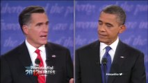 Mitt Romney and Barack Obama Debate MediCare, Vouchers, Private Health Insurance