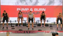 Les Mills PUMP   Pump and Burn. Exercises to reduce weight