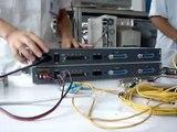 POTS Fiber Multiplexer FXS/FXO over fiber multiplexer  voice fiber optical multiplexer setup, fibre voice optic mux