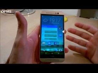 HTC One M9: Recensione