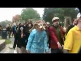 Zombies Go Malling @ Cabot Circus - Bristol UK