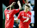 Steven Gerrard Liverpool FC