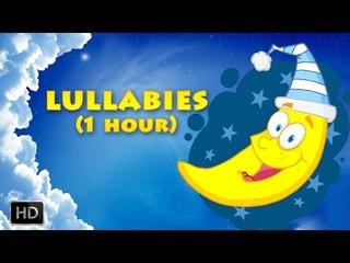 1 HOUR - Lullabies For Babies To Go To Sleep - Music For Babies - Baby Lullaby Songs Sleep Music