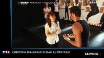 Magic Mike XXL : Channing Tatum épaté par le déhanché sexy et le strip-tease de Christophe Beaugrand !