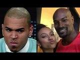 Chris Brown Doesn't Want Karrueche Tran Dating Anyone Else