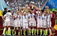 Victoire des Etats-unis en finale de coupe du monde : «un match irréel» pour les footballeuses