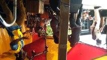 Yama Yama op Festival Mundial Tilburg zaterdag 27 juni 2015