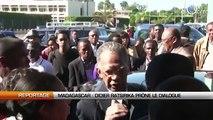 Madagascar : Didier Ratsiraka prône le dialogue