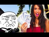 COMMENT TROUVER 1 MILLION DE DOLLAR ?! COURT MÉTRAGE