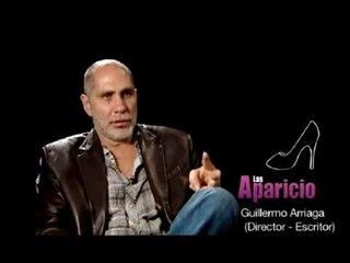 Entrevista a Guillermo Arriaga ( Director de Las Aparicio )
