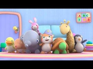 Looi the cat - HD animated cartoonfor kids, Se01