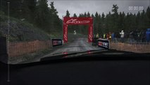 DiRT Rally Gameplay - BMW E30 @ Wales 11th time overall - 1080p Ultra 60fps