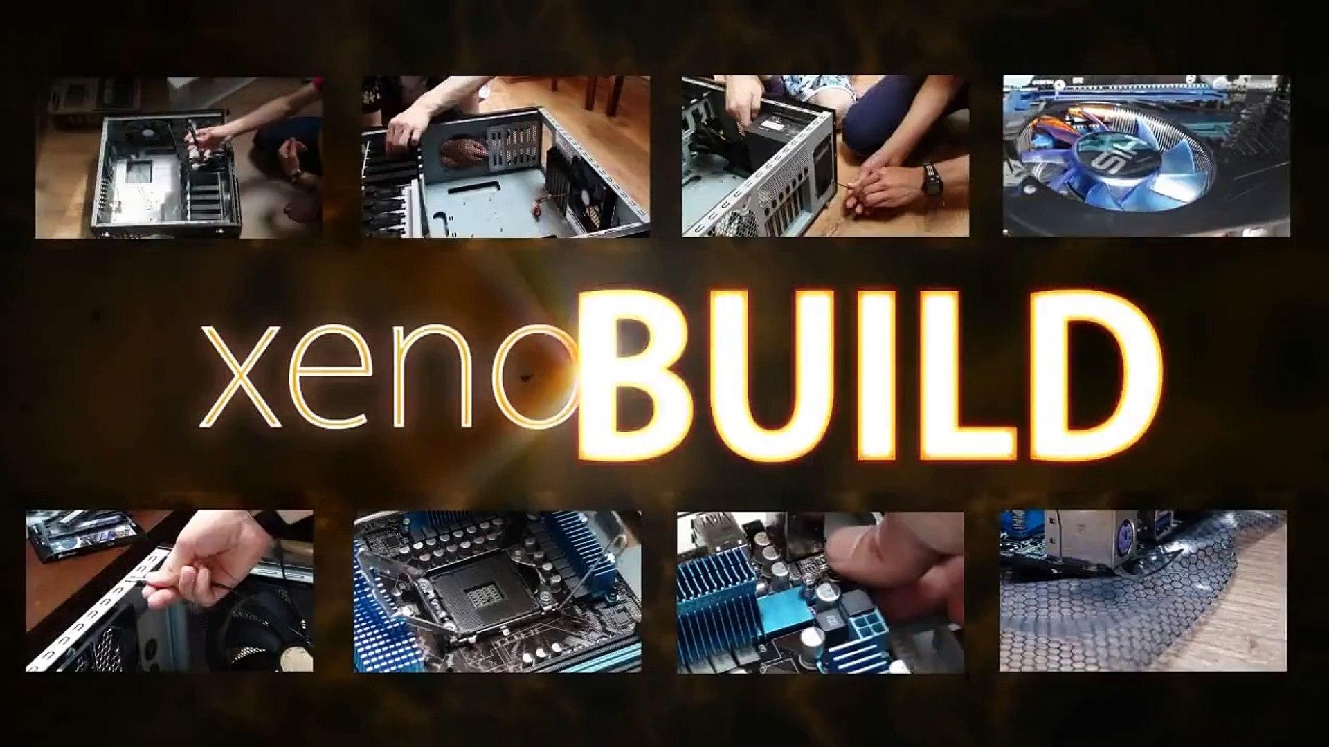 xenoBUILD - Unboxing & Installing Intel i7 920 CPU