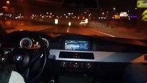BMW M5 E60 Drifting With Girls (Harun Taştan)