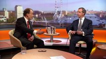 Nigel Farage UKIP: Has UKIP come of age as a permanent force in UK Politics ? YES says Andrew Marr !