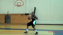 Dwyane Wade Catch-And-Spin Pivot, Driving Dunks 1 & 2   Dre Baldwin