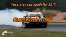 Mikko Viitala Drift Promo 2010. Pro Drifting with an American muscle