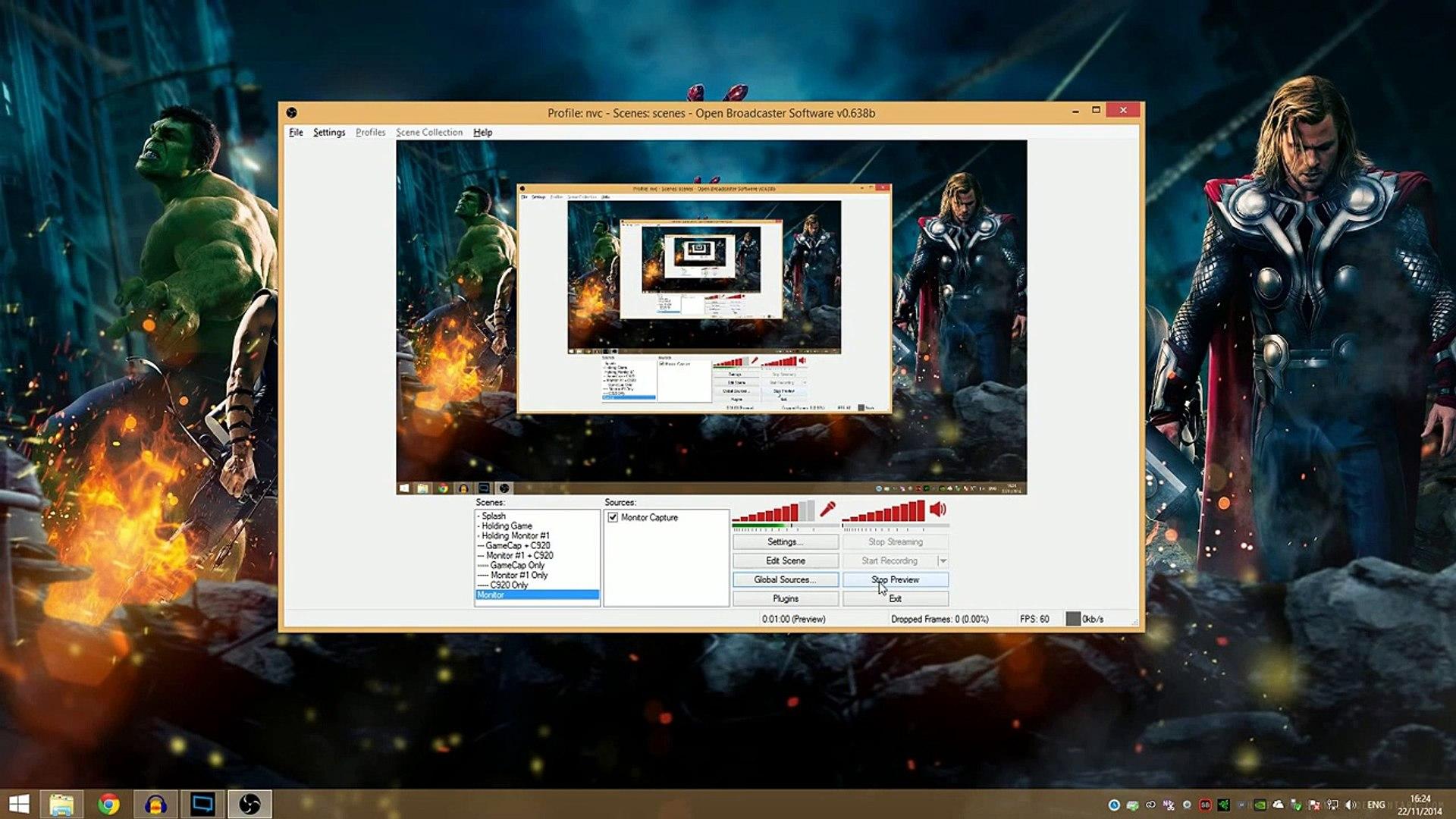 60FPS Livestream Encoding in OBS: x264 vs Intel QuickSync vs Nvidia NVENC