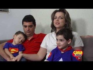 Promoção - Casa Linda transforma quarto de irmãos