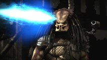 Mortal Kombat X Predator DLC - Official Gameplay Trailer (2015) HD