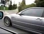 TS3 E46 330 vs. E46 M3 In Car Video