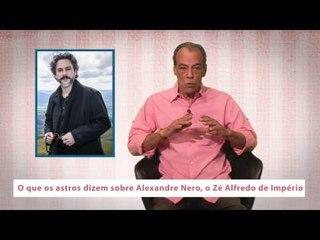 JOÃOBIDU diz o que os astros reservam para Alexandre Nero