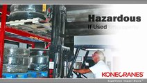 Workstation Lifting Systems from Konecranes
