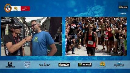 KMV- Plateau 3 - Fred COMTE - Chamonix Marathon du Mont-Blanc 2015