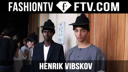 Henrik Vibskov Trends Spring/Summer 2016 | Paris Men's Fashion Week | FashionTV