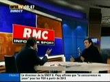 Emmanuel Todd taille un costard à N. Sarkozy