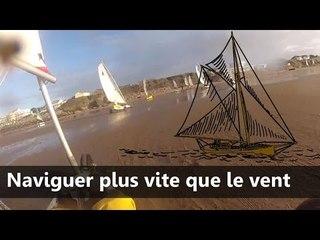 Naviguer plus vite que le vent ? - Scilabus 27
