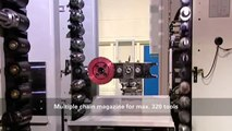 Heckert 4- and 5-axis Horizontal Machining Centers