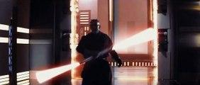 Phantom Menace : Obi-Wan/Qui-Gon vs. Darth Maul