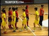 Preconte Telde  2 - Ucam Murcia 4. Futbol Sala Femenino División de Honor Jor 22