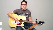 "How To Play Jason Mraz ""I Won't Give Up"" | Guitar Tutorial (EASY)"