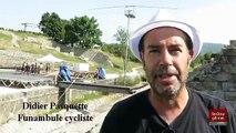 Du vélo acrobatique au Festival d'Alba