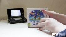 Pilot Wings Resort 3DS Unboxing