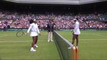 [1/2] Venus Williams vs. Serena Williams R4 Wimbledon 2015
