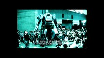 La réponse des Japonais au combat de robots géants