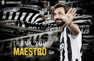 Relembre belos lances de Pirlo com a camisa da Juventus