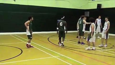 RHUL BEARS Basketball Men's Highlights