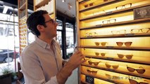 Warby Parker | Behind the Scenes of our new Washington Street Store