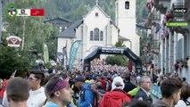 MARATHON- Plateau 1 - Départ - Chamonix Marathon du Mont-Blanc