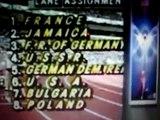seoul 1988 womens 4x100 meter final.