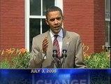 Barack Obama On Meet The Press, Discusses 'War On Terror'