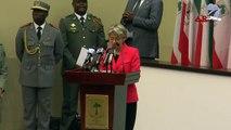 IRINA BOKOVA DIRECTRICE GENERALE DE L'UNESCO PARLE DU PRIX UNESCO-GUINEE EQUATORIALE