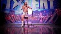 Talent Shows ♡ Talent Shows ♡ Captain Frodo - France's Got Talent 2013 audition - Week 1