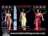 Female Bodybuilding Posing - Figure Competition Bodybuilding