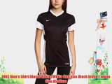 NIKE Men's Shirt Black/White/White One size Black black / white Size:Medium