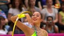 Aliya Garayeva Hoop AA Final - Olympic Games 2012